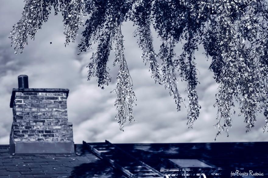 Blue Chimney